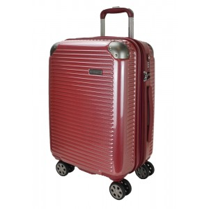 Hush Puppies 694013 PC Hard Trolley Case Luggage 29-inch Red