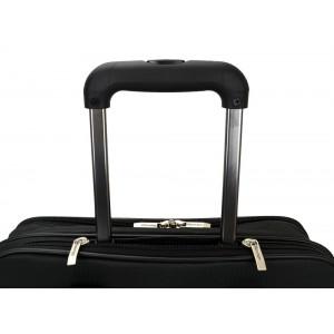Slazenger SZ1100 Pilot Case Business Bag with Trolley Black