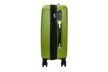 Slazenger SZ2512 ABS Expandable Hardcase Luggage 28-inch Pink