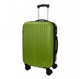 Slazenger SZ2512 ABS Expandable Hardcase Luggage 28-inch Green