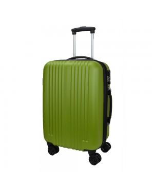 Slazenger SZ2512 ABS Expandable Hardcase Luggage 28-inch Green