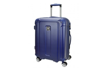 Slazenger SZ2531 Expandable PC and ABS Hardcase Luggage 21-inch Blue