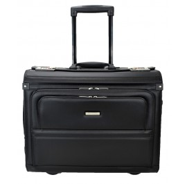 Slazenger SZ1101 Pilot Case Business Laptop Bag with Trolley