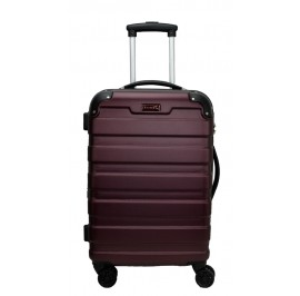 Slazenger SZ2528 ABS Expandable Spinner Hardcase Luggage 28-inch Maroon