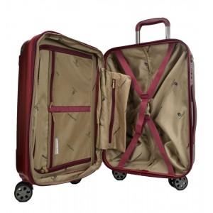 Hush Puppies 694011 ABS Hard Trolley Case Luggage 29-inch Moca Grey