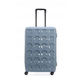 Lojel Vita Collection Advanced PP Spinner Case Luggage Small Steel Blue
