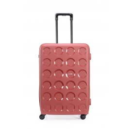 Lojel Vita Collection Advanced PP Spinner Case Luggage Medium Red