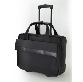 Hush Puppies 693290 Laptop Case with Trolley 16-inch
