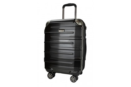 Hush Puppies 694015 PC Expandable Hardcase Luggage 29-inch Black