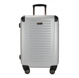 Slazenger SZ2539E ABS Expandable Hardcase Luggage 29-inch Silver