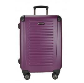 Slazenger SZ2539E ABS Expandable Hardcase Luggage 29-inch Purple