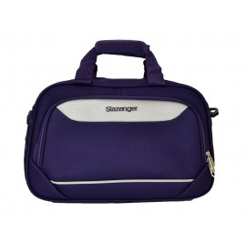 Slazenger SZ3210 16-inch Carry-On Boston Bag Purple