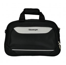 Slazenger SZ3210 16-inch Carry-On Boston Bag Black