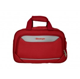 Slazenger SZ3210 16-inch Carry-On Boston Bag Maroon
