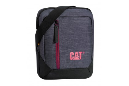 CAT The Project Edition Tablet Bag Fashion Edition Fleck Grey