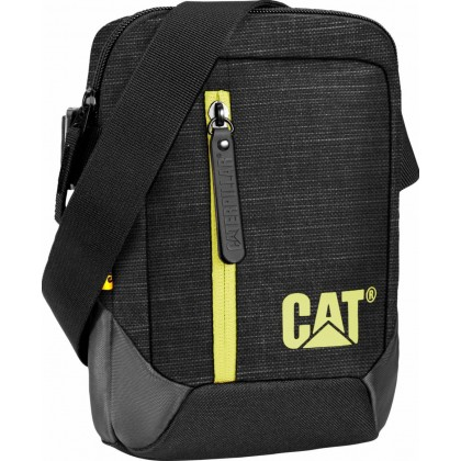 CAT The Project Edition Sports Mini Tablet Bag Black/Lime