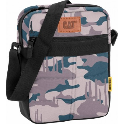 CAT Millennial Limited Edition Ryan Dripping Camo Tablet Bag