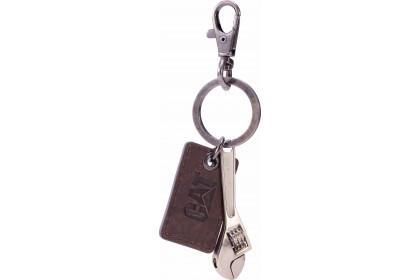 CAT Mylonite Leather Key Hanger