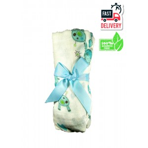 Bello Premium Quality Bamboo Muslin Swaddle