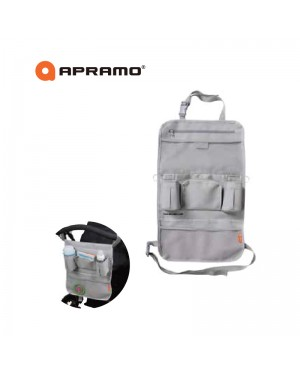 Apramo Back Seat Protection with Multiple Pocket Organiser