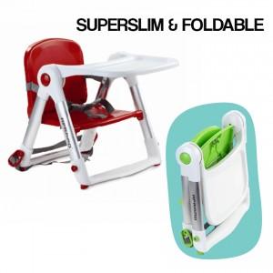 Apramo Flippa Foldable Lightweight Portable Multifunctional Dining Booster