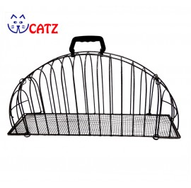 WCatz 6681 Large Cat Bath Cage
