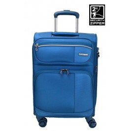 Hush Puppies 693139 24-inch Softcase Luggage with Double-Coil Security Zipper System