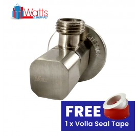 MaxTap MT-1001 SUS304 Stainless Steel Quarter Turn Angle Valve