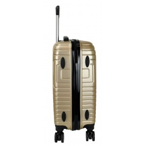 TravelBox TX1807 ABS 2-in-1 Hard Case Luggage Set