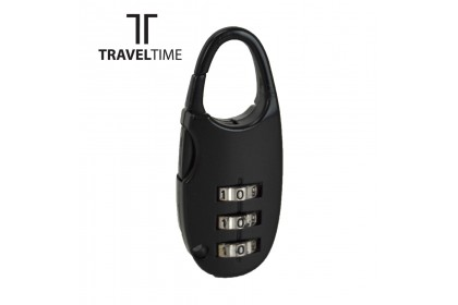 TravelTime T5310 3-Dial Combination Lock