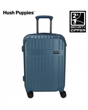 Hush Puppies HP-694010 20-inch ABS Expandable Hardcase Luggage with Security Zipper