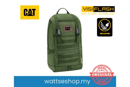 CAT Combat Visiflash Daypack Backpack With Flap