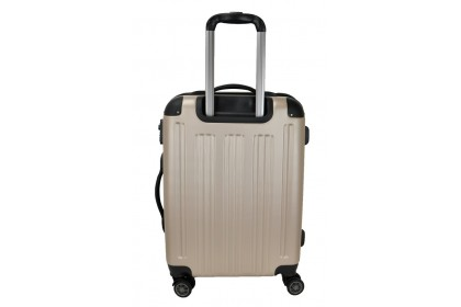 Slazenger SZ2543 22-inch ABS Expandable Hardcase Luggage with Security Zipper