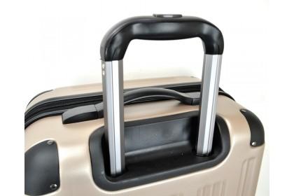 Slazenger SZ2543 30-inch ABS Expandable Hardcase Luggage with Security Zipper