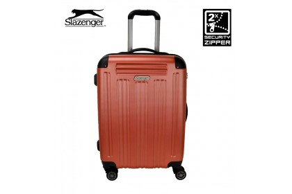 Slazenger SZ2543 30-inch ABS Expandable Hardcase Luggage with Security Zipper
