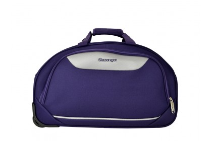 Slazenger SZ1116 20-inch Rolling Duffle Bag with Trolley