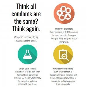 One Condom Indulgence 15-Pack