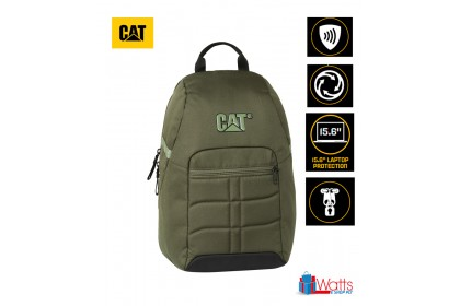CAT Ultimate Protect James Protect All-Day Laptop Backpack