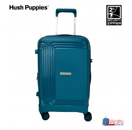 Hush Puppies 694017 20-inch PP Expandable Hardcase Luggage with Security Zipper