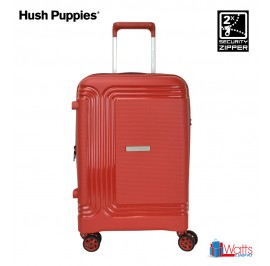 Hush Puppies 694017 28-inch PP Expandable Hardcase Luggage with Security Zipper