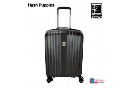 Hush Puppies 694019 24-inch ABS-PC Hardcase Luggage with Security Zipper