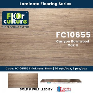 Floor Culture AC3 8mm Laminate Flooring