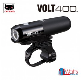 Cateye VOLT400 HL-EL461RC Light High Mode 400 Lumens Runtime 60 Hours