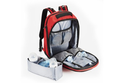 Terminus Urban Dad 3.0 18-in-1 Multi-feature Stylish Diaper Backpack for Dads