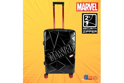 Marvel Avengers VAA1979 20-inch PC-ABS Expendable Hardcase Luggage with Double-Coil Security Zipper