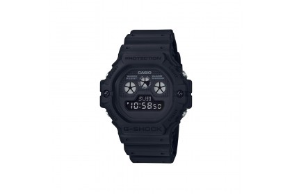 Casio G-Shock DW-5900BB-1 Black Resin Band Men Sport Watch
