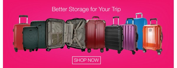 Better Storage for Your Trip