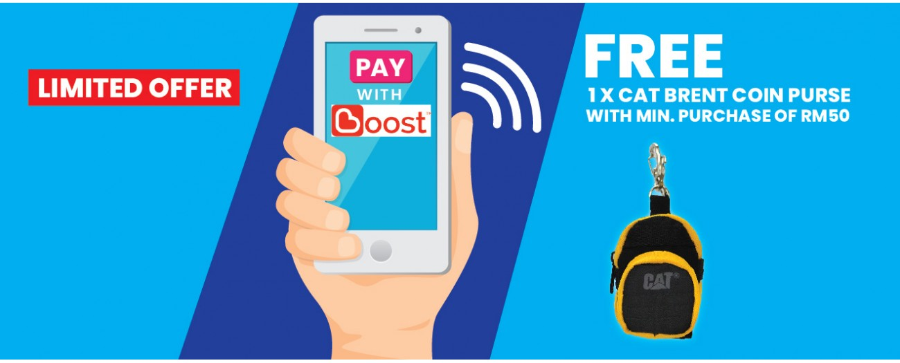Pay with Boost
