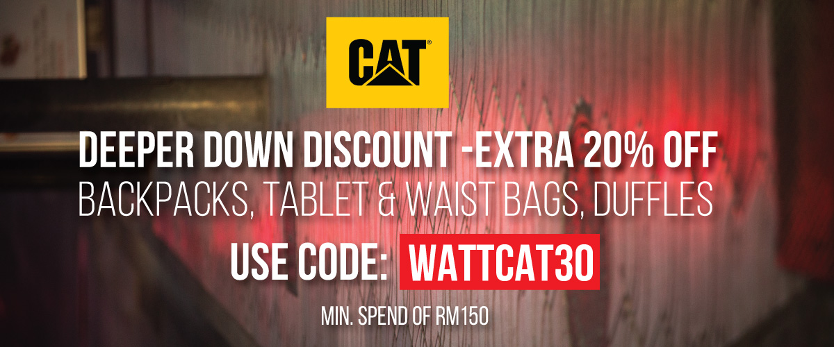 CAT Bags 9.9. Sale